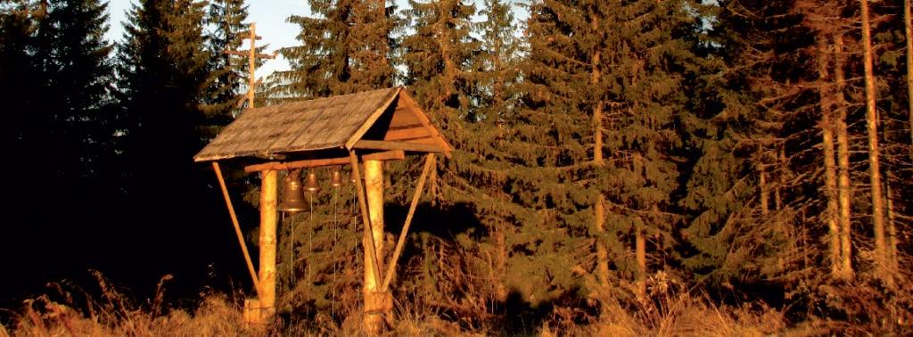 Старая колокольня